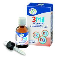 3MIL Integratore Vitaminico 30ml