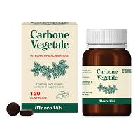 CARBONE VEGETALE 120CPR