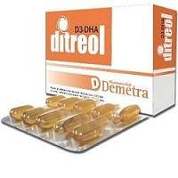 DITREOL 30CPS SOFTGEL