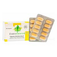 ESTROMINERAL FIT 40CPR