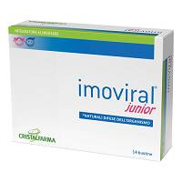 IMOVIRAL Junior Integratore 14 bustine